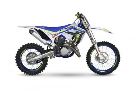 SHERCO 125 CROSS COUNTRY