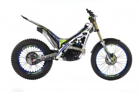 SHERCO 125 ST FACTORY